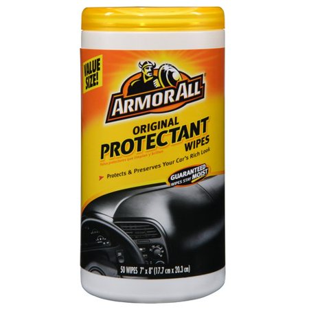 armor all original auto protectant wipes 50 count auto interior protectant car protectant. Black Bedroom Furniture Sets. Home Design Ideas