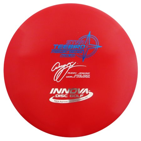 Innova Star Teebird 170-172g Fairway Driver Golf Disc [Colors may vary] - 170-172g