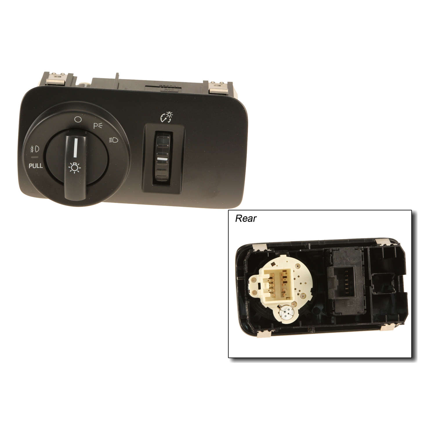 Headlight Switch Motorcraft SW-6156