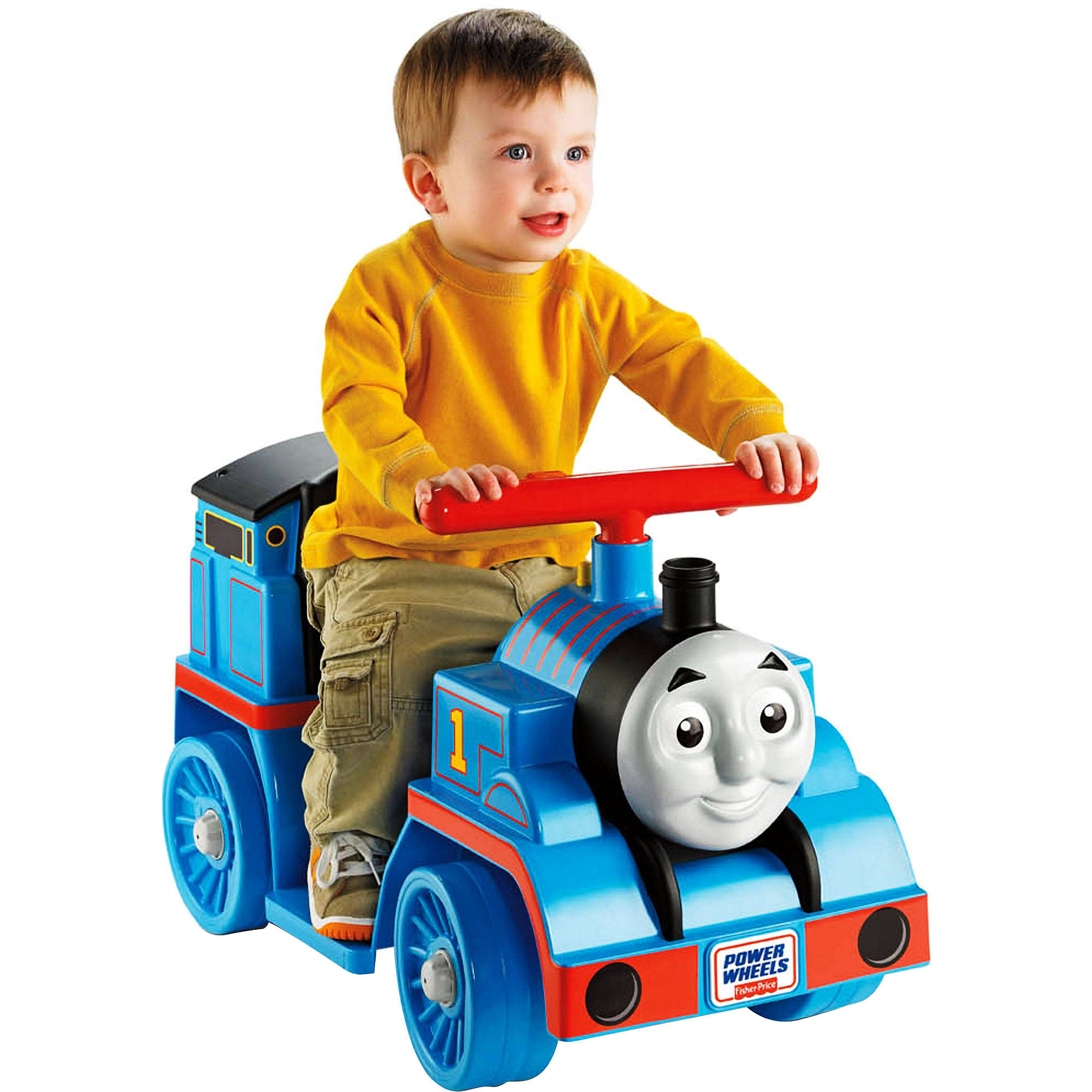 Fisher-Price Power Wheels Thomas