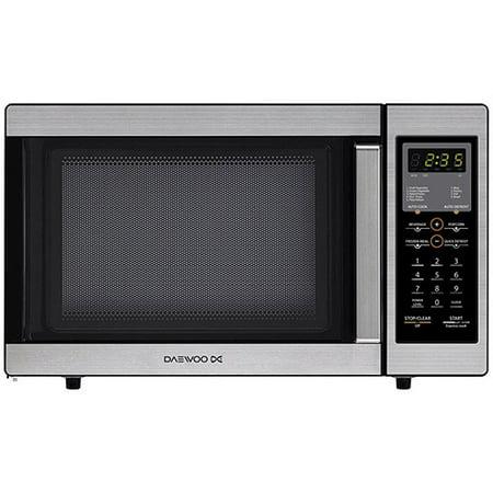 Daewoo .9 cu ft Microwave, Stainless Steel - Walmart.com