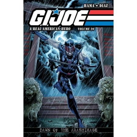 G.I. JOE: A Real American Hero, Vol. 20 - Dawn of the