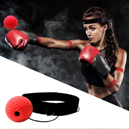 Tuscom 2019 NEW Boxing Punch Exercise Fight Ball React Reflex (Best Boxing Day Deals 2019)