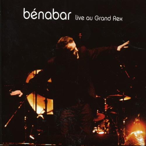Benabar - Live Au Grand Rex [CD]