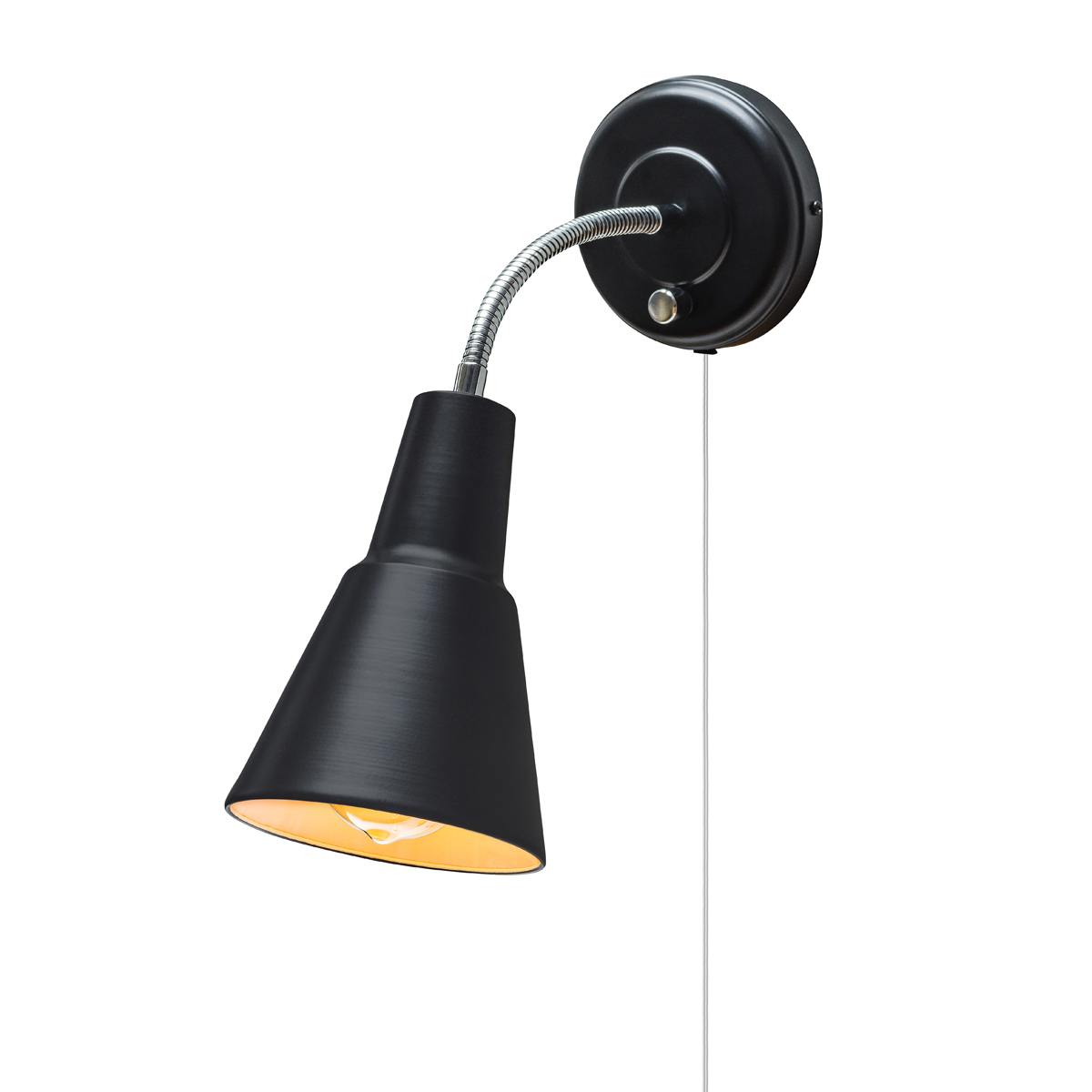 Emgo Cast Aluminum Headlamp Mounting Brackets 66-35832 2001-0816 Black