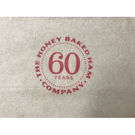 The Honeybaked Ham Company MN1213 Honey Baked Ham Napkins 1-6000
