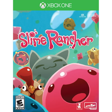 Slime Rancher, Skybound Games, Xbox One,
