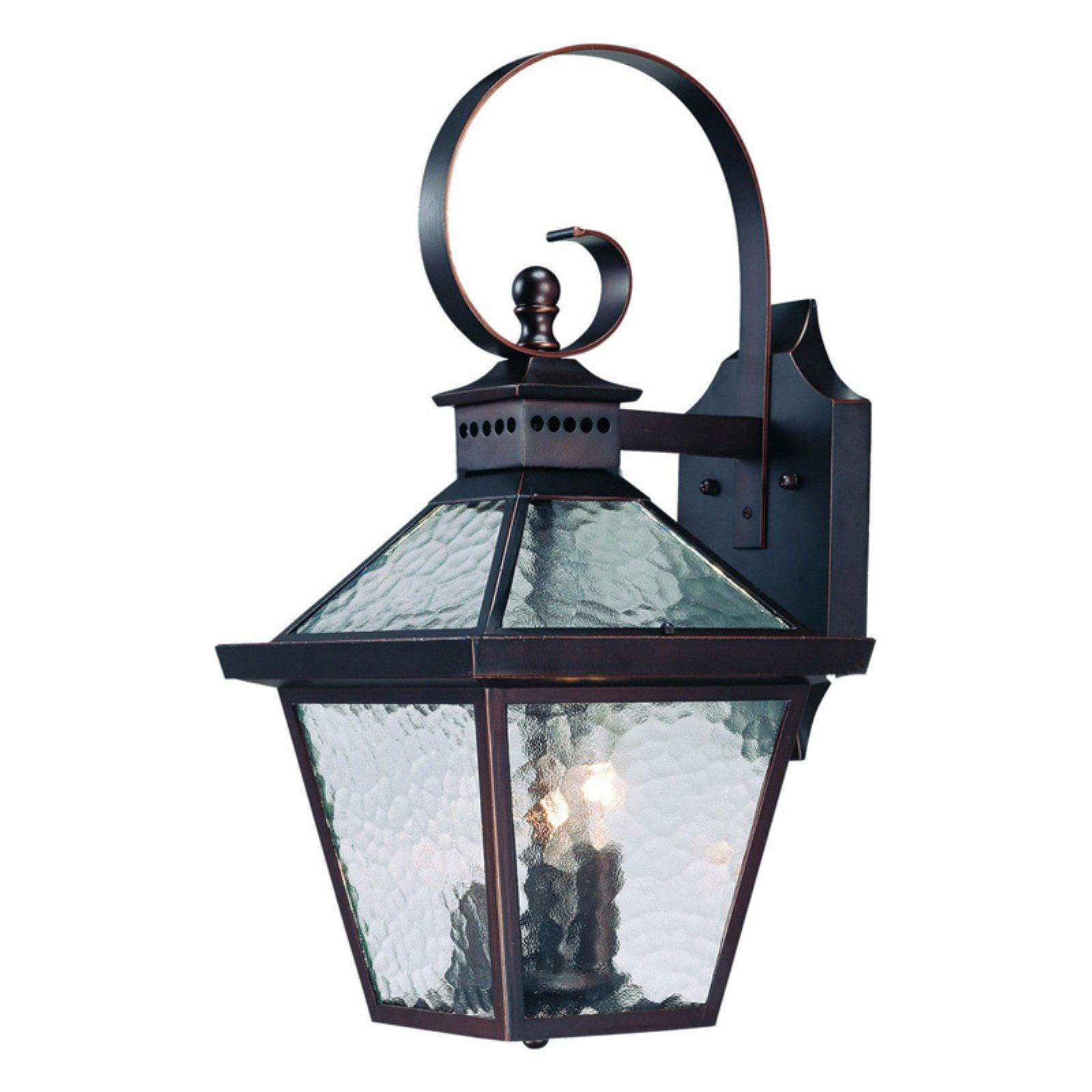 Acclaim Lighting Bay Street 3 Light Outdoor Wall Mount Light Fixture