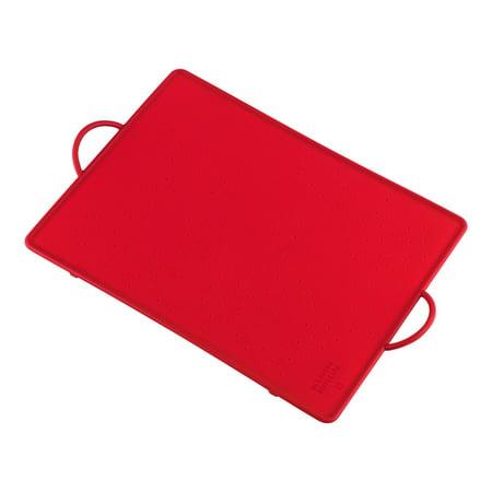 Kuhn Rikon Silicone Baking Sheet Red Walmart Com