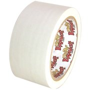 Gaffers / Spike Tape (low gloss finish) - 3 in x 45 yd - White