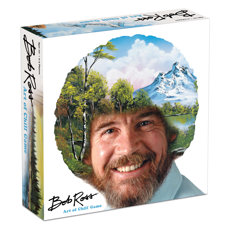 7199d952177e5 Bob Ross  Art of Chill Board Game - Walmart.com