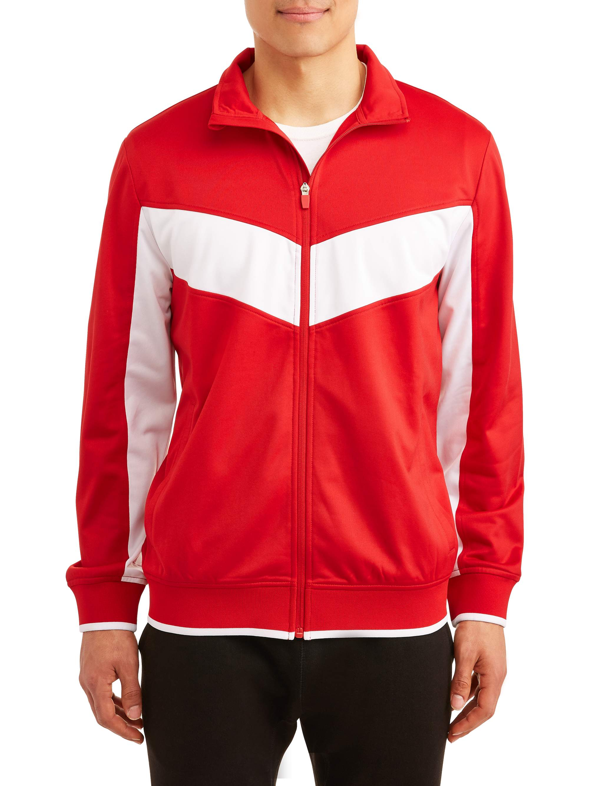 Russell Exclusive Men's Retro Track Jacket