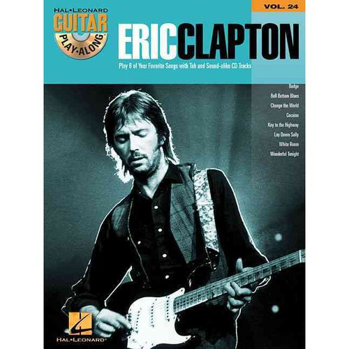 Eric Clapton Guitar Play: Along