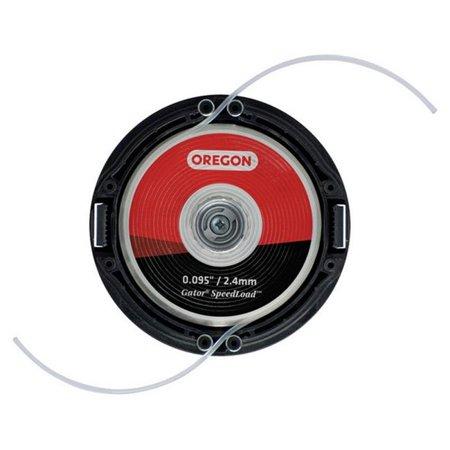 Oregon 24-250 0.095 Straight Trimmer Head (Reloading Equipment Case Trimmer)
