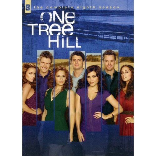 ONE TREE HILL-COMPLETE EIGHTH SEASON (DVD/5 DISC/FF-16X9/VIVA)