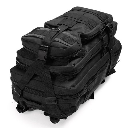 1000D Nylon 8 Colors 30L Waterproof Outdoor Military Rucksacks Tactical Backpack Sports Camping Hiking Trekking Fishing Hunting Bag - image 1 of 8