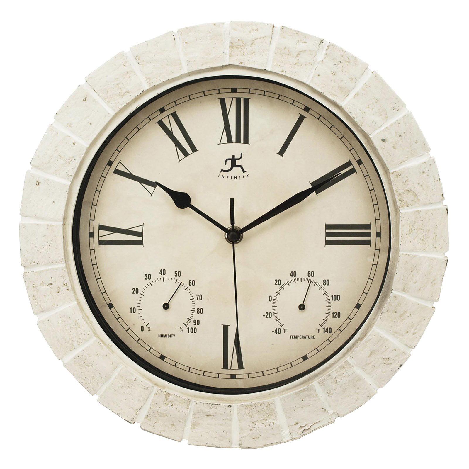 Infinity Instruments Mayan Wall Clock Walmart Com