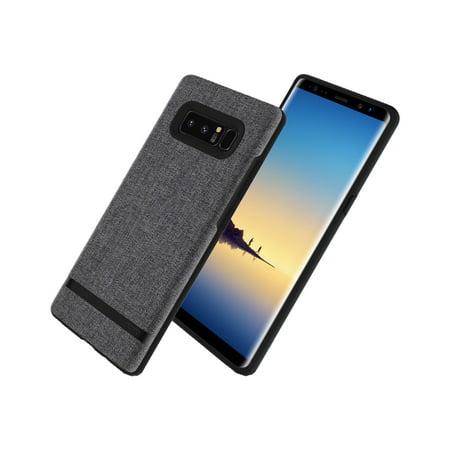 best website a061e 9accc Incipio Esquire Carnaby Case for Samsung Note 8 - Grey