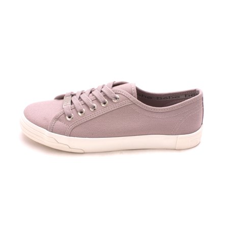 - Bebe Womens Dane Low Top Lace Up Fashion Sneakers