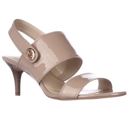 Womens Sandals COACH Marla Warm Blush