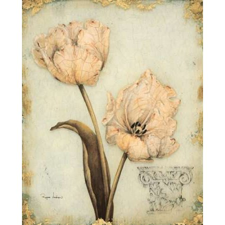 - Tulip Recollection Poster Print by Regina Andrew Design