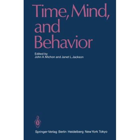 Time, Mind, and Behavior - image 1 of 1