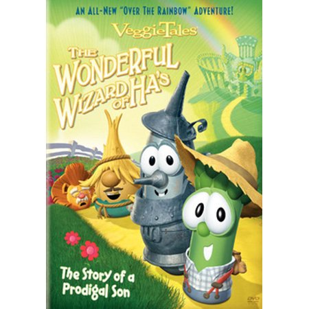 Veggie Tales: The Wonderful Wizard of Ha's (DVD) ()
