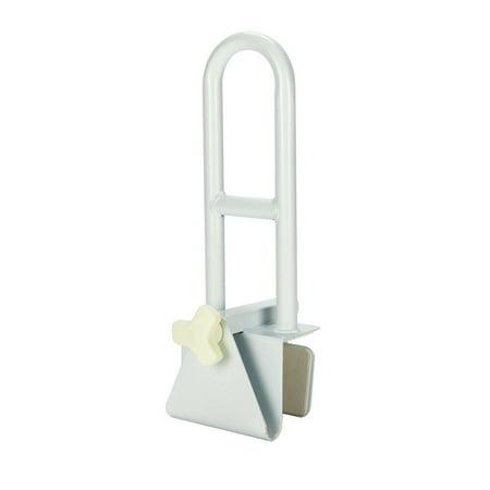 Zimtown Bathtub Safety Rail Bathroom Safety Grab Bar Adjustable Hand Handle Tub Support (Tube Rail)