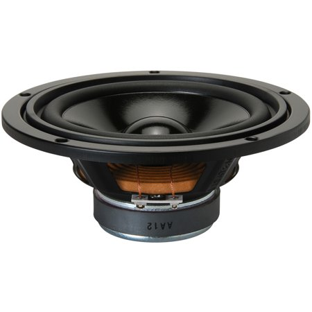 """Visaton W170S-4 6.5"""" Woofer with Treated Paper Cone 4 Ohm"""