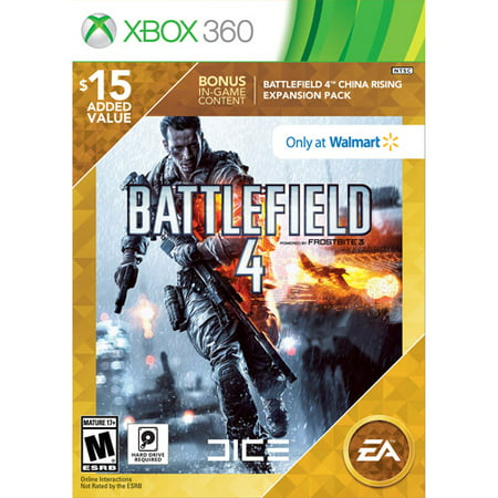 Image of Battlefield 4 - Wal-Mart Exclusive (Xbox 360)