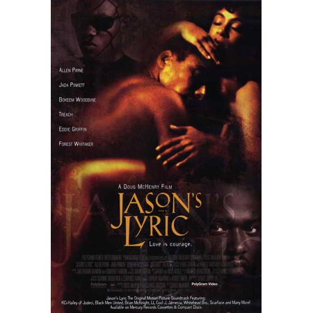 Jason's Lyric POSTER Movie B (27x40)