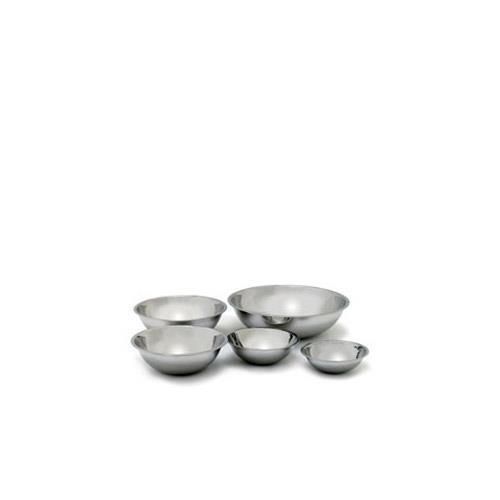 13-1068 Crest Manufacturing Heavy Duty Stainless Steel Mixing Bowl Each by