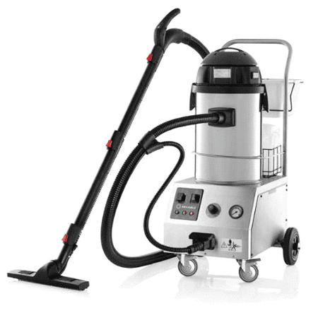 - Reliable Tandem Pro 2000CV Commercial Steam Cleaner Wet Dry Vacuum