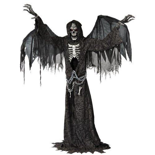 angel of death life size animated halloween prop price