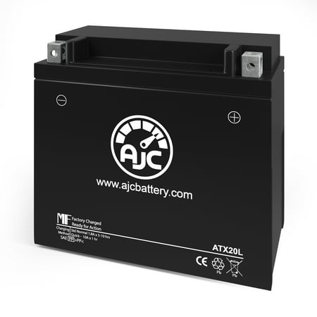 EverStart ES20LBS Replacement Battery This is an AJC Brand Replacement