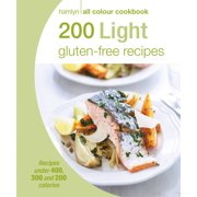 Hamlyn All Colour Cookery: 200 Light Gluten-free Recipes - eBook