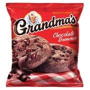 Grandmas Chocolate Brownie Cookies, 2.5 Ounce (Pack of 60)