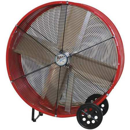 Ventamatic Maxx Air Direct Drive Drum - Direct Drive Barrel Fan