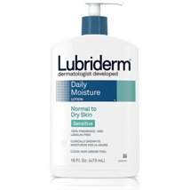 Body Lotions: Lubriderm Daily Moisture for Sensitive Skin