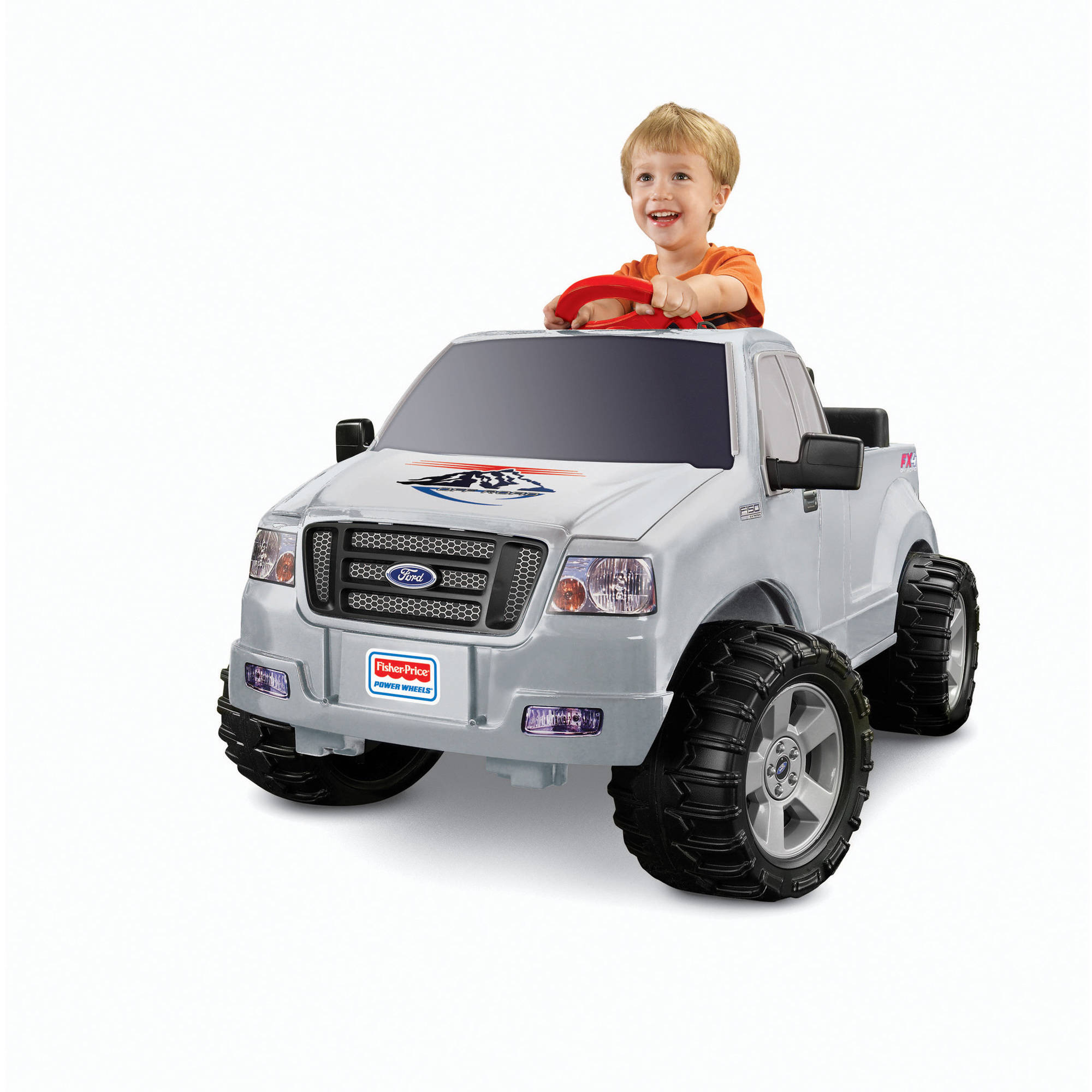 Power Wheels Lil Ford F-150
