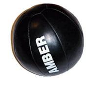 Amber Sporting Goods AMB-3001-9 Leather Medicine Ball 9lb