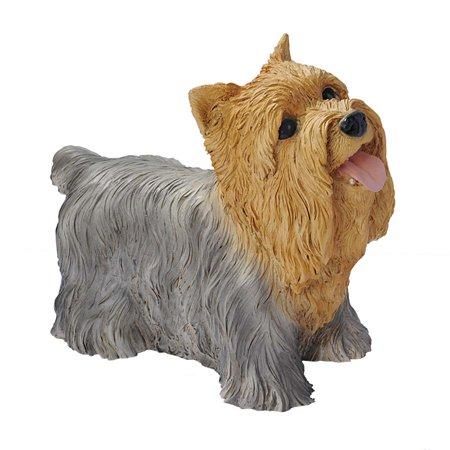 (Yorkshire Puppy Dog Statue)