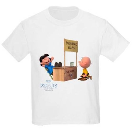Charlie Brown and Lucy - Peanut Kids' Light T-Shirt](Lucy Dress Peanuts)