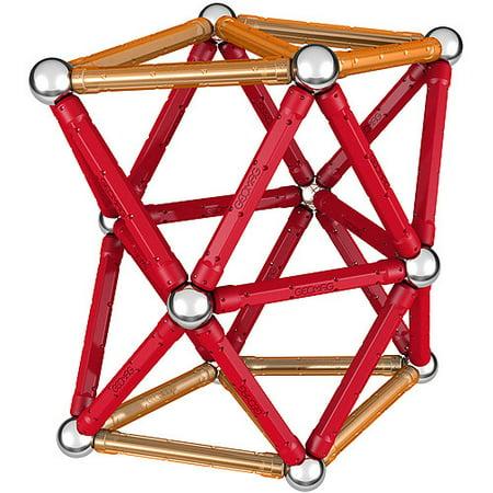 geomag kids color magnetic construction system set 64 pieces walmartcom - Geomag Color 64 Pieces