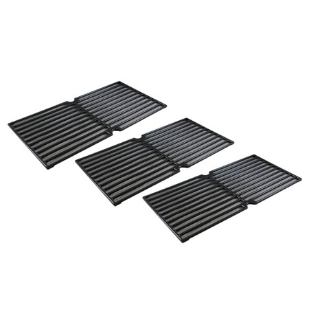 "Brinkmann Gas Grill Cast Iron Cooking Grid 17-3/4"" X 9 (Set of 3)"