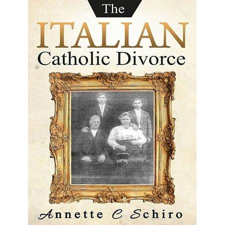 The Italian Catholic Divorce - eBook