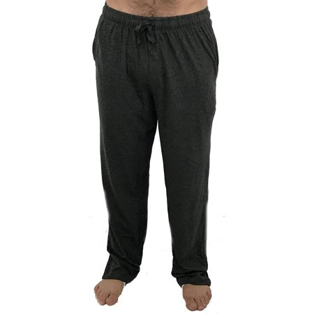 c25af03807 At The Buzzer - At the Buzzer Men s Pajama Pants (Knit Jersey)   Sleepwear    PJs (Charcoal