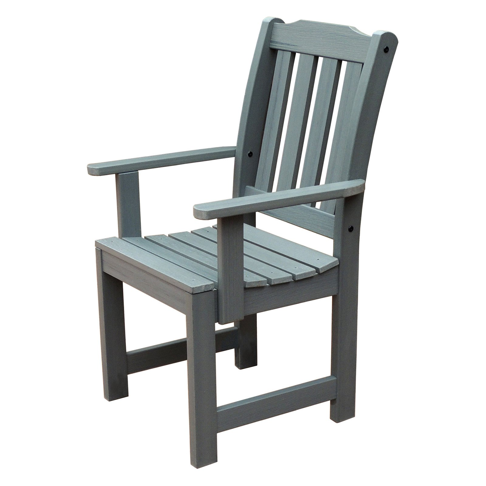 highwood® Lehigh Recycled Plastic Patio Dining Chair