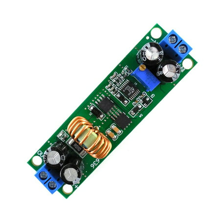 HW636 Voltage Converter 60V 48V 36V 24V to 19V 12V 9V 5V 3V Adjustable Step-down Power Supply Buck Stabilizer Regulator Module - image 1 de 8