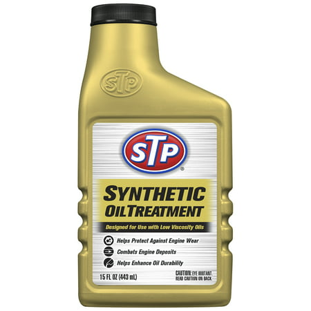 STP Synthetic Oil Treatment, 15 fluid ounces, - Planetary Gear Differential